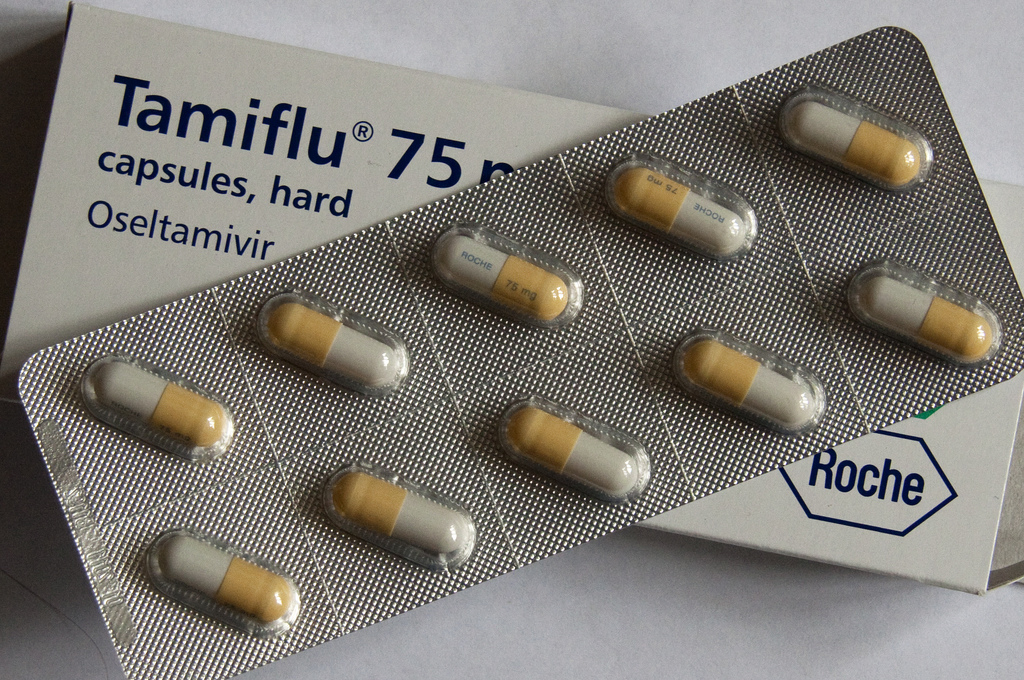 抗インフルエンザ薬の備蓄ってそんなにいらんでしょ